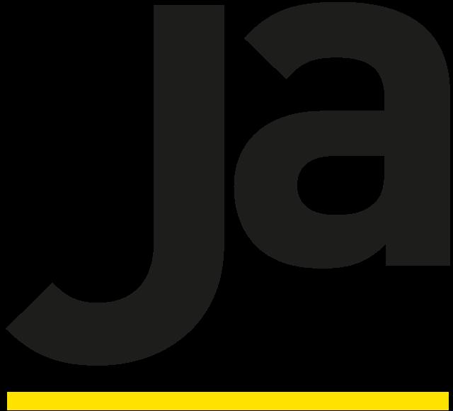 Janicki architecten JA logo